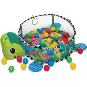 TAPIS D'EVEIL JUMPING BALL