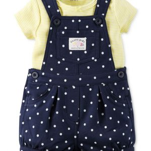 ENSEMBLE SALOPETTE FILLE CARTERS