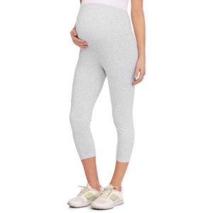LEGGINGS GROSSESSE COTON